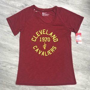 Women's T-shirt NBA 1970 Cleveland Cavaliers #C18